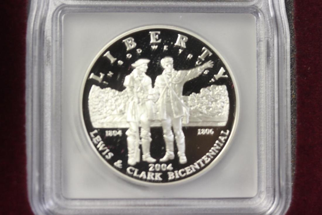 A Four Coin Set from Louis and Clark - 2