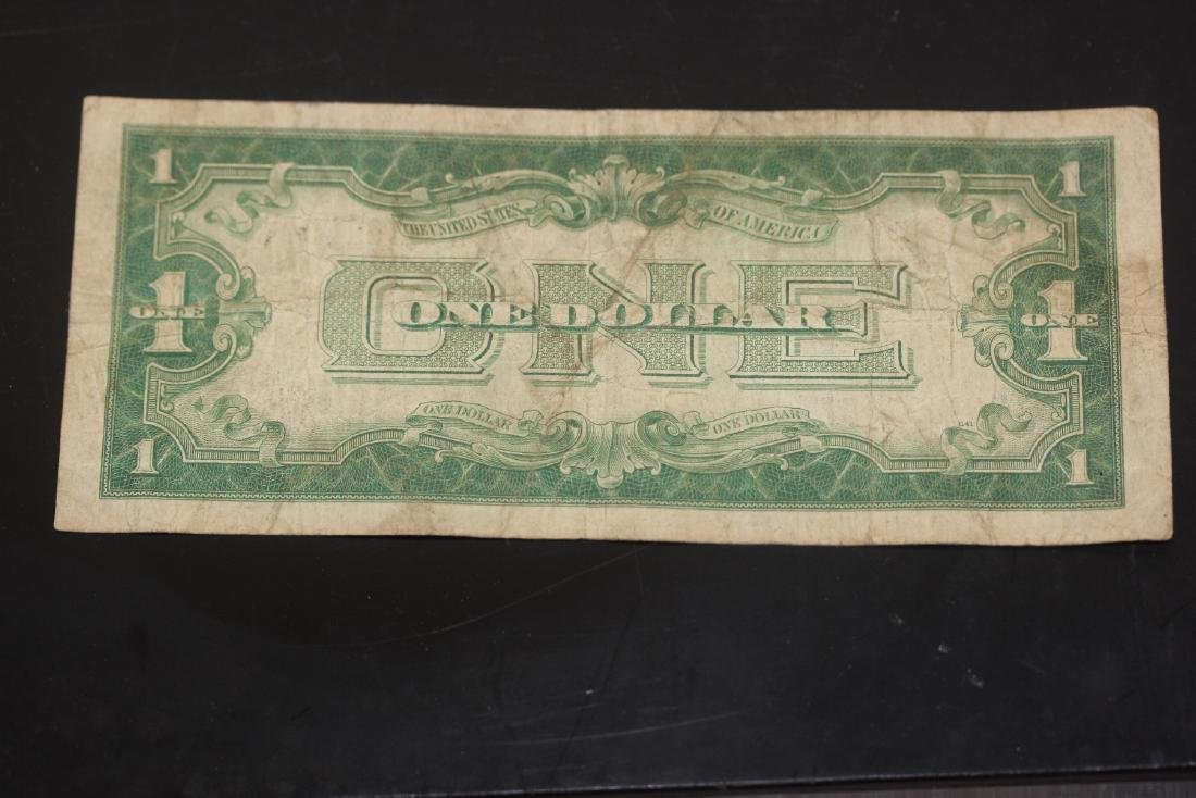 A 1928 Funny Back $10.00 Note - 2