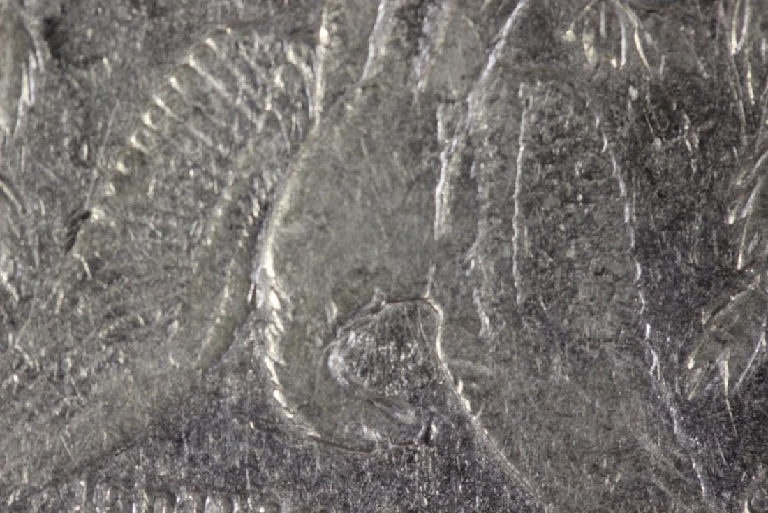 An 1881-s Morgan Silver Dollar - 6
