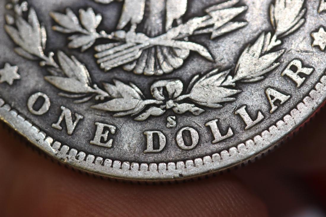 A Key Date 1903 S Morgan Silver Dollar - 3