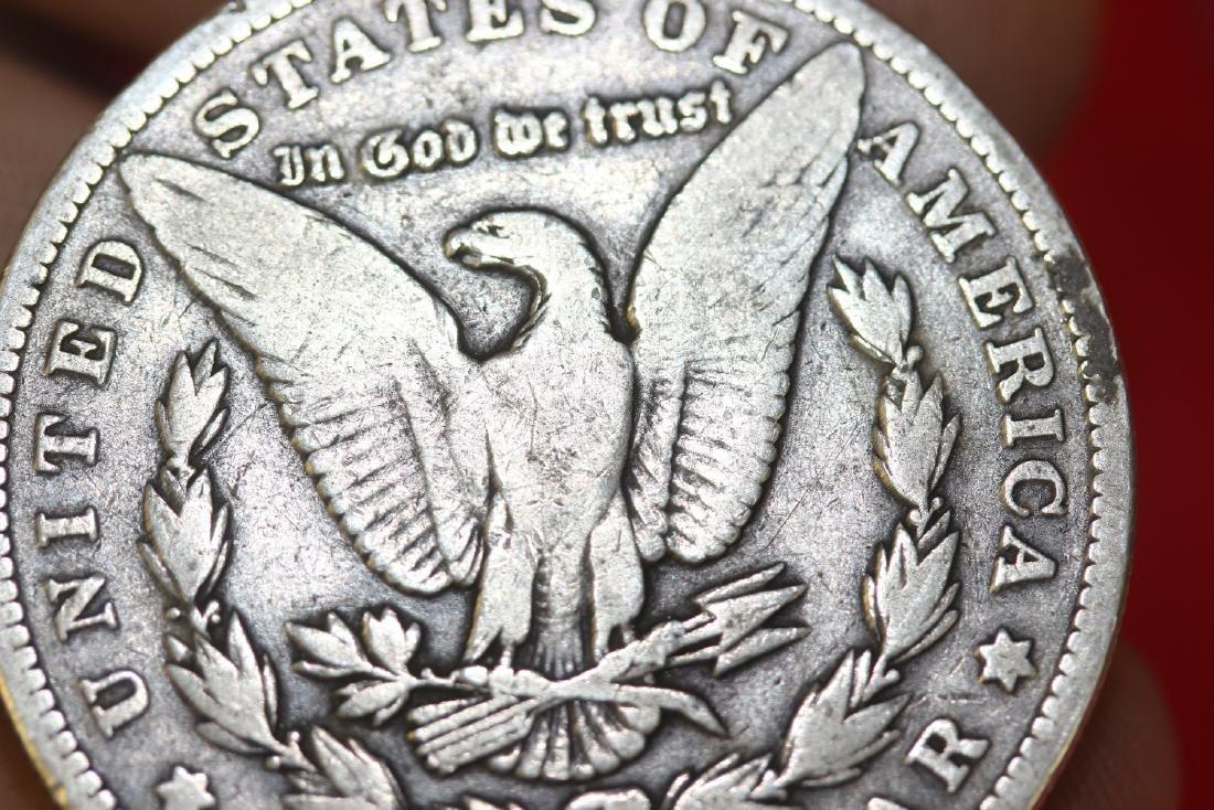 A Key Date 1903 S Morgan Silver Dollar - 4