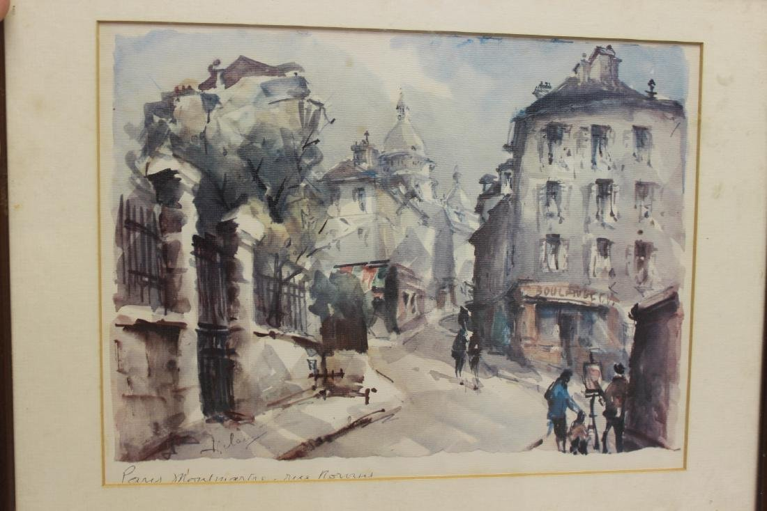 A Plate Signed French Print - 4