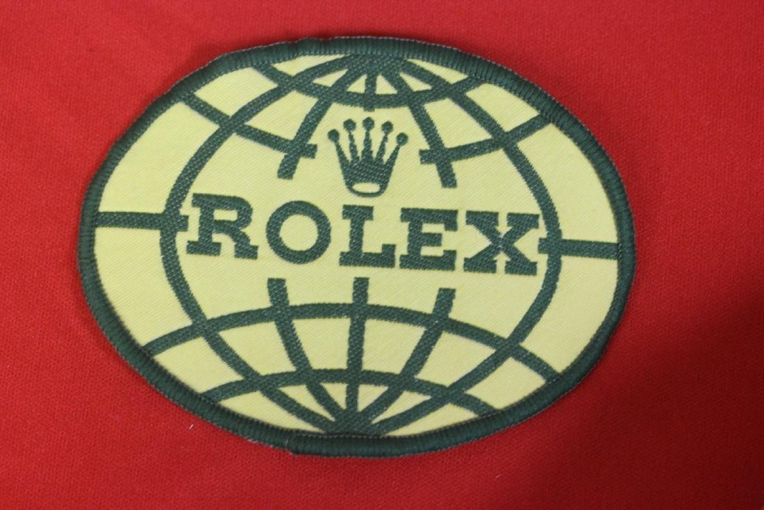 A Rolex Patch