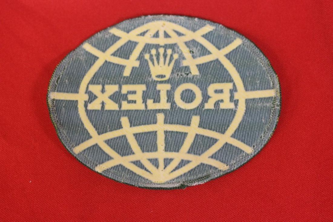 A Rolex Patch - 2