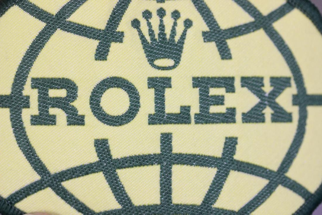 A Rolex Patch - 3