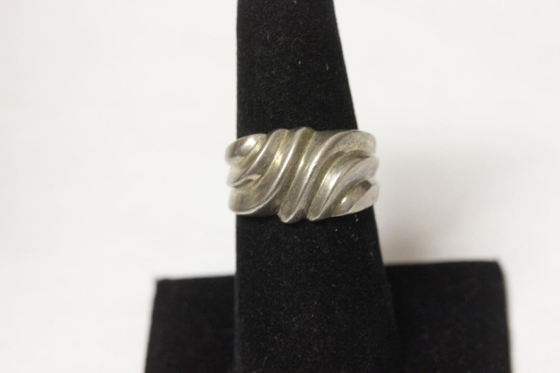 A Sterling Ring