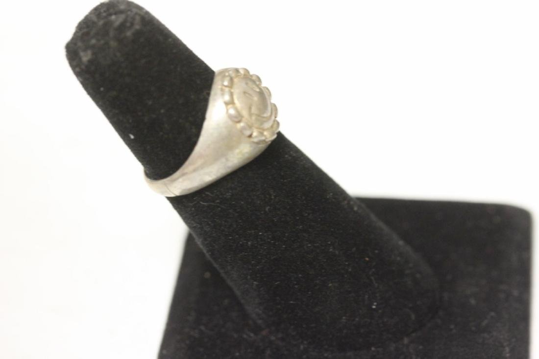 A Sterling Ring - 2