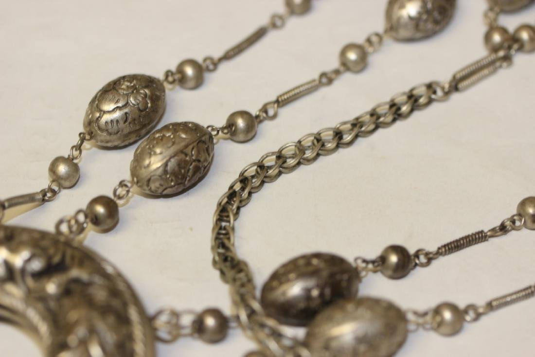 A Chinese/Asian Necklace - 3