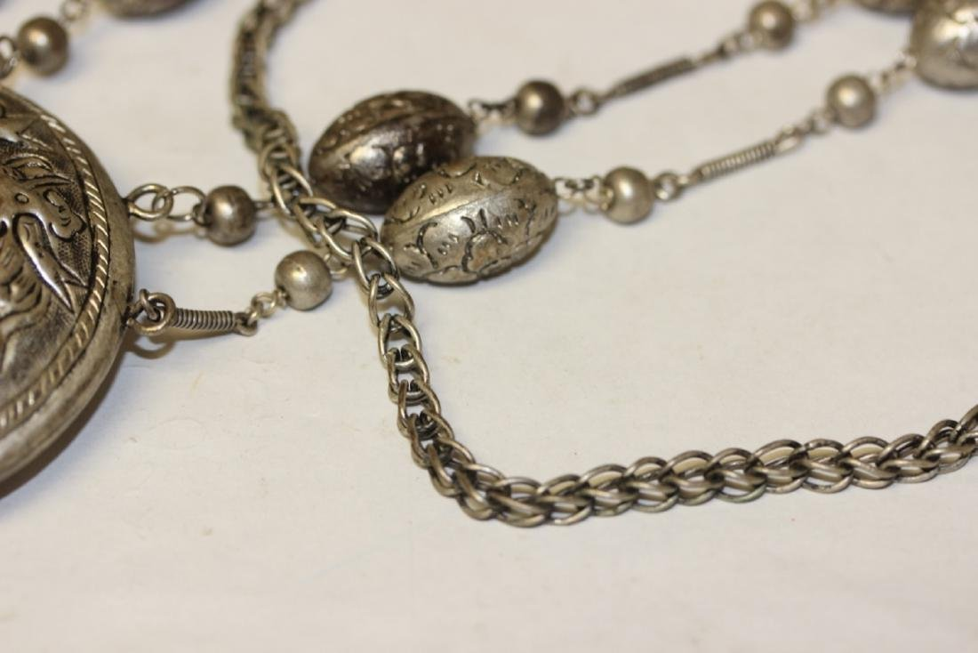 A Chinese/Asian Necklace - 6