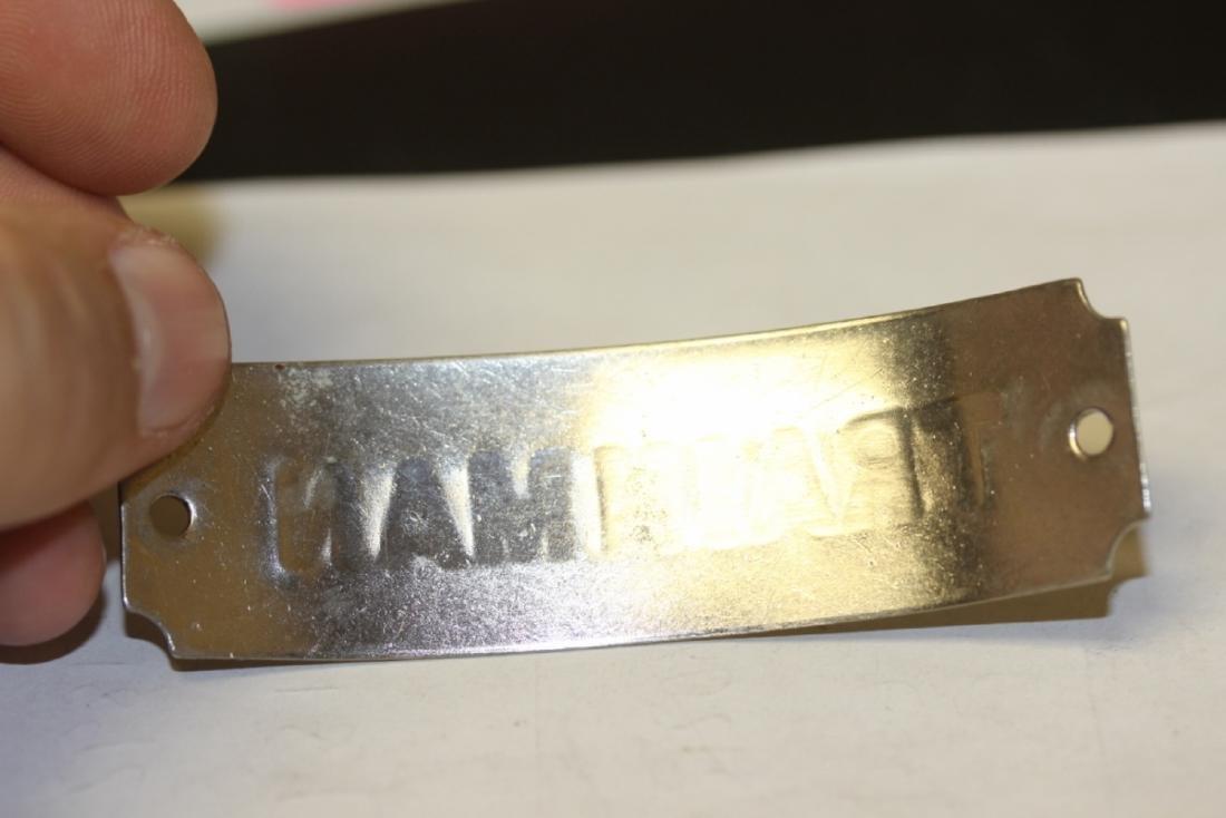 A Trainman Badge - 3