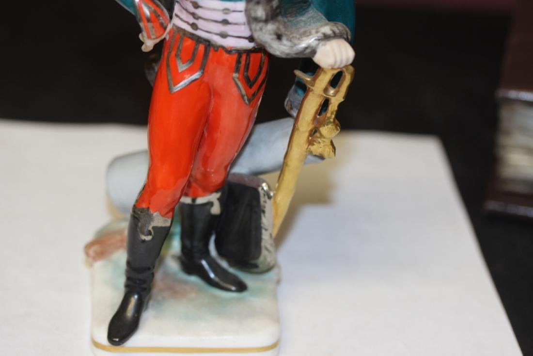 A German Figurine - Frankenthal - 3