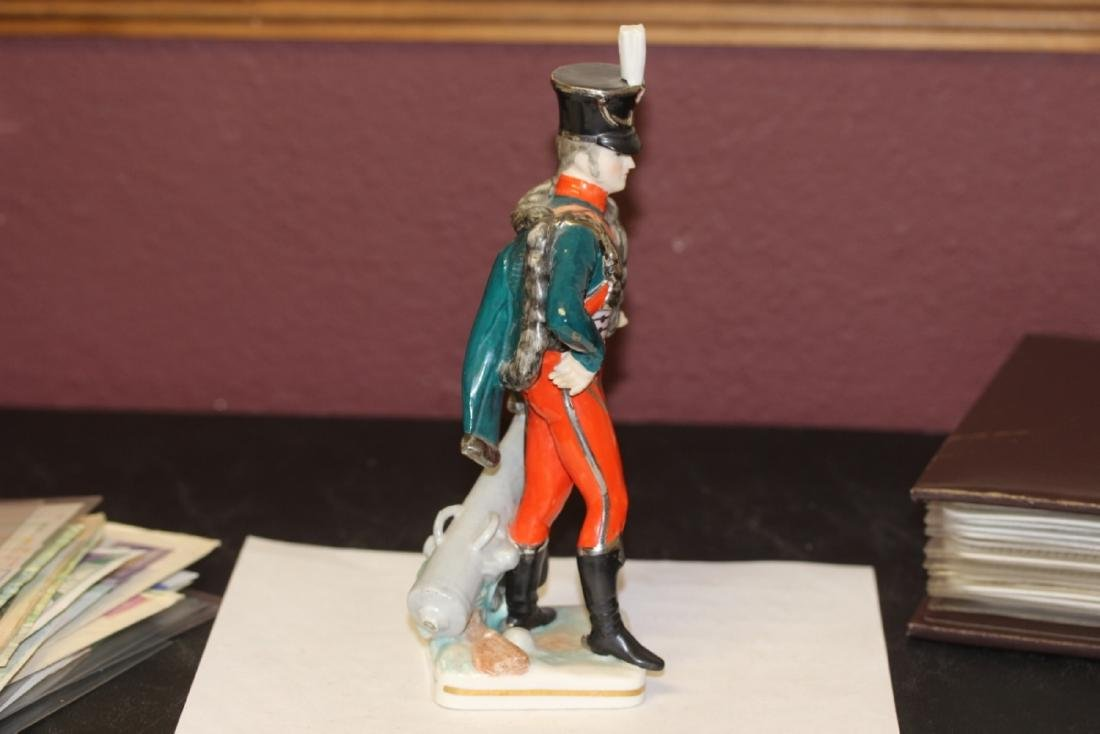 A German Figurine - Frankenthal - 4