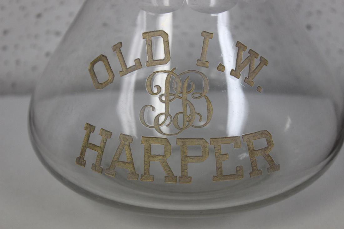 A Harper Glass Decanter - 2