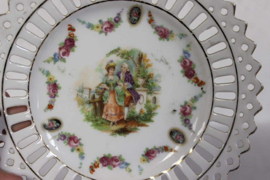 Set of Two German Small Plates - 2
