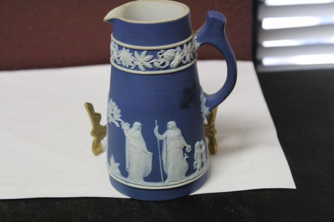 A Small Wedgwood Pitcher