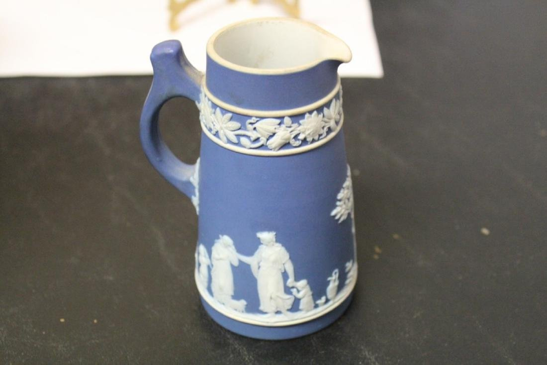 A Small Wedgwood Pitcher - 4