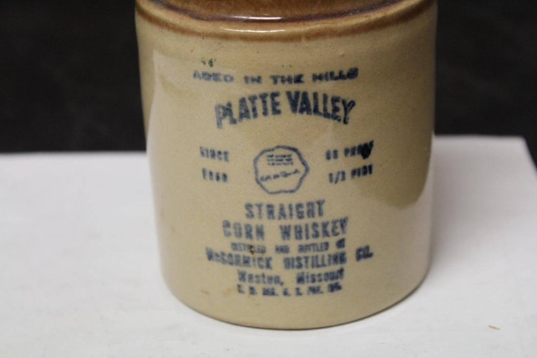 A Vintage McCormick Platte Valley Liquer Bottle - 2
