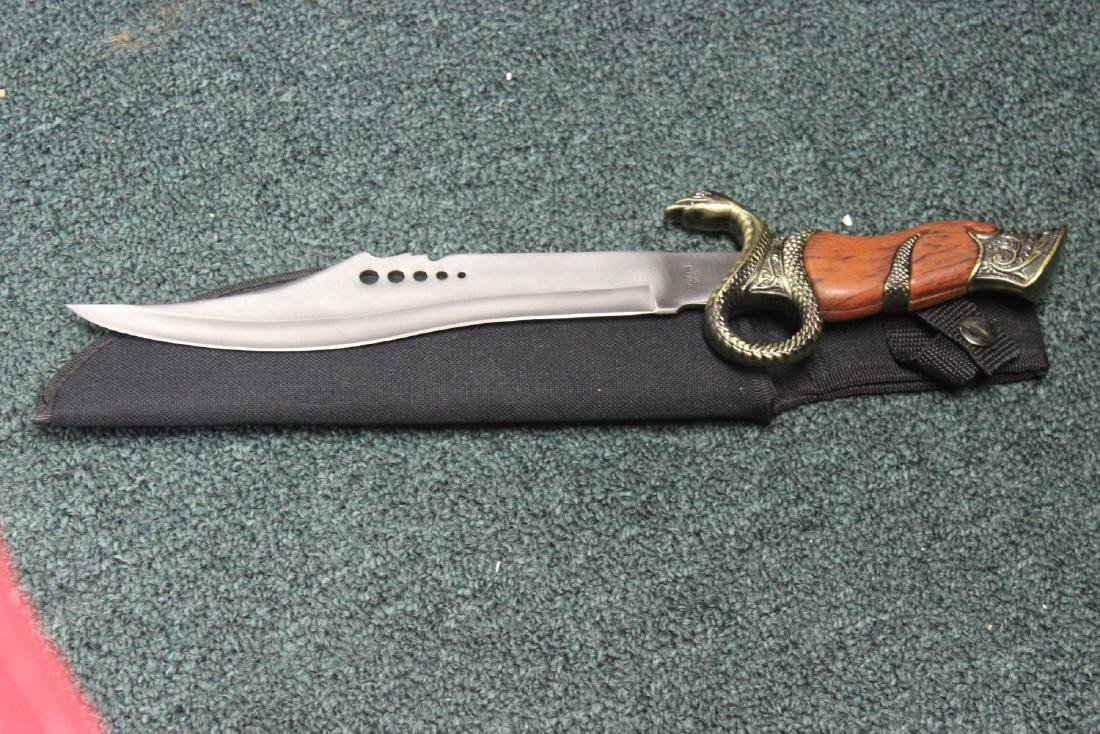 A Decorative Knife - 2