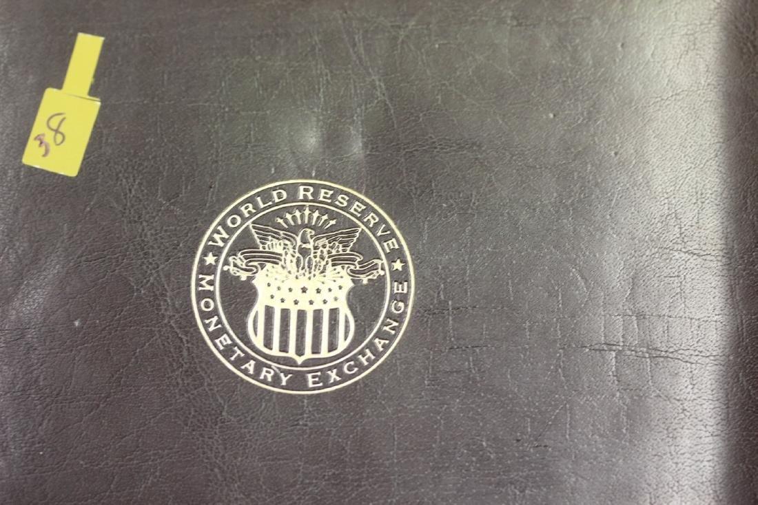 World Reserve Monetary Exchange Album - 3