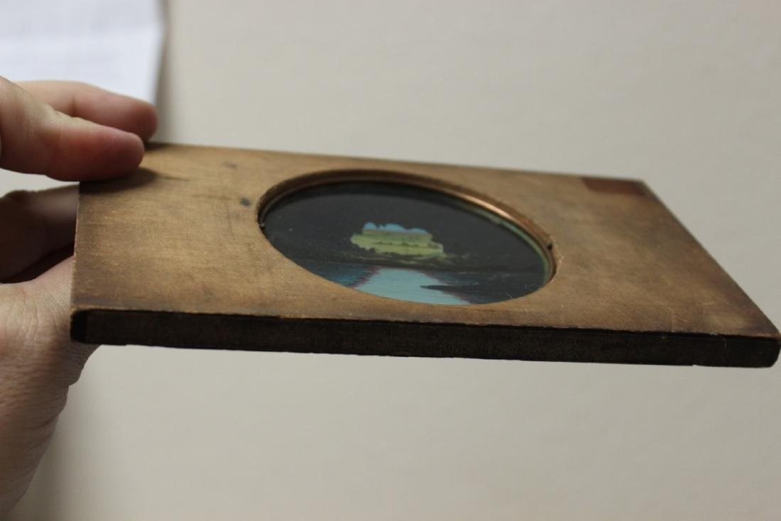 A Vintage Wooden Slide - 2