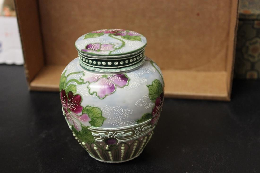 A Japanese Morriage Jar