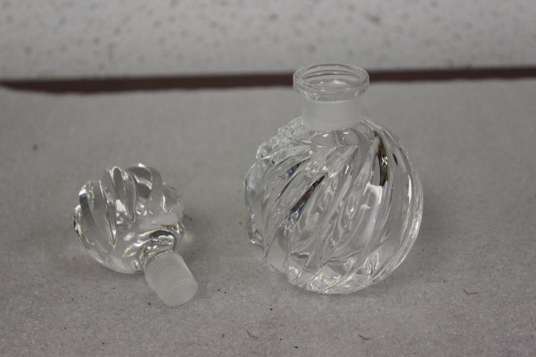 A Glass Perfume Bottle - 2