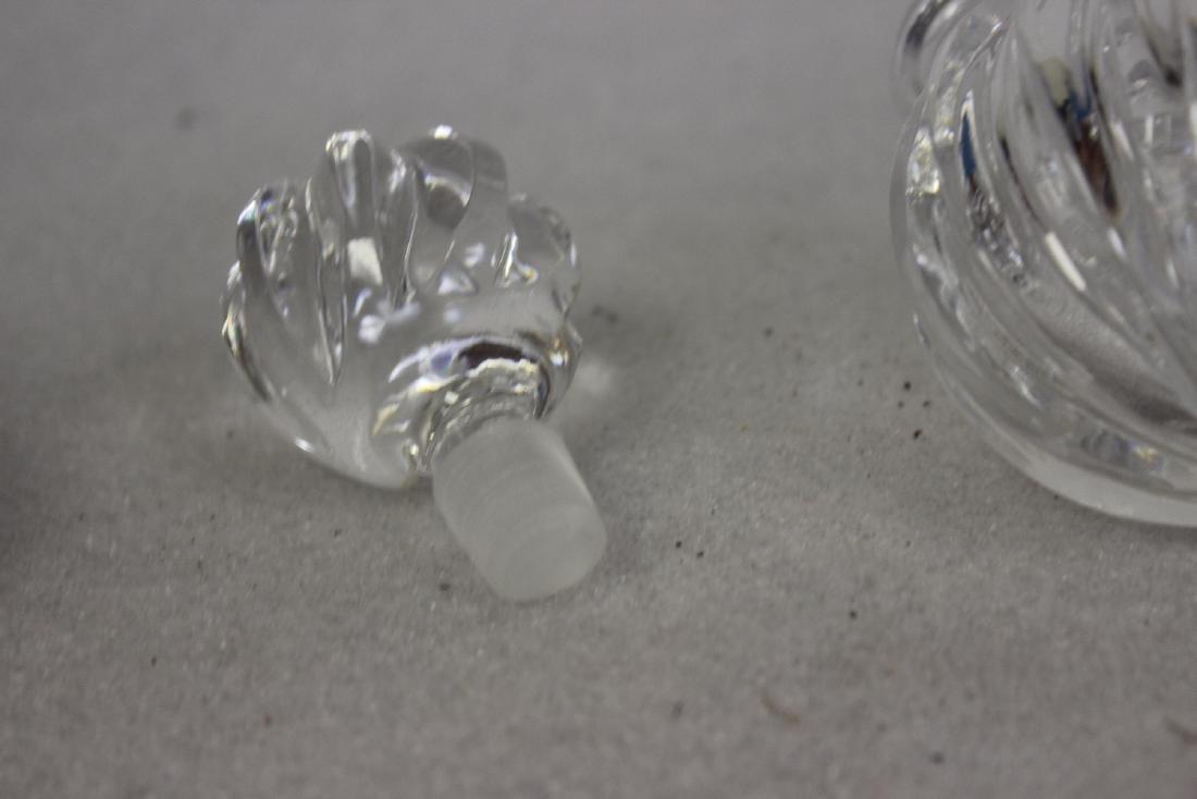 A Glass Perfume Bottle - 4