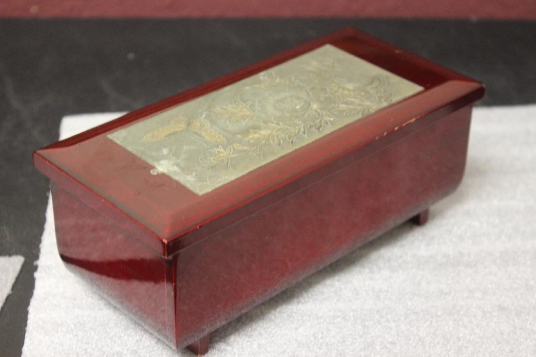 An Oriental Music Jewelry Box - 2