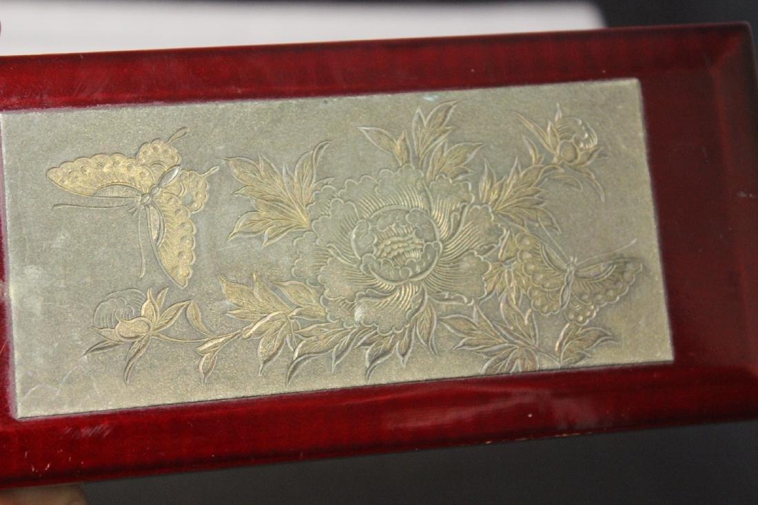 An Oriental Music Jewelry Box - 3