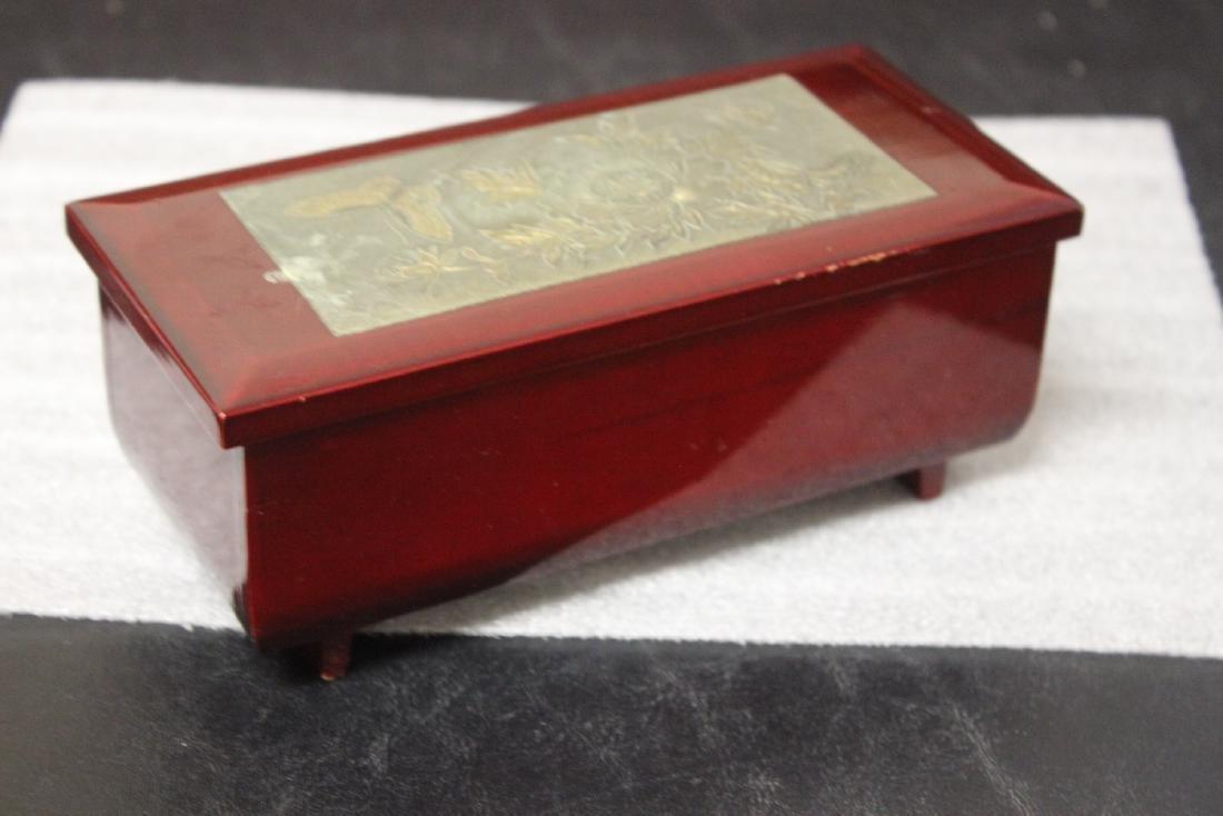 An Oriental Music Jewelry Box - 4