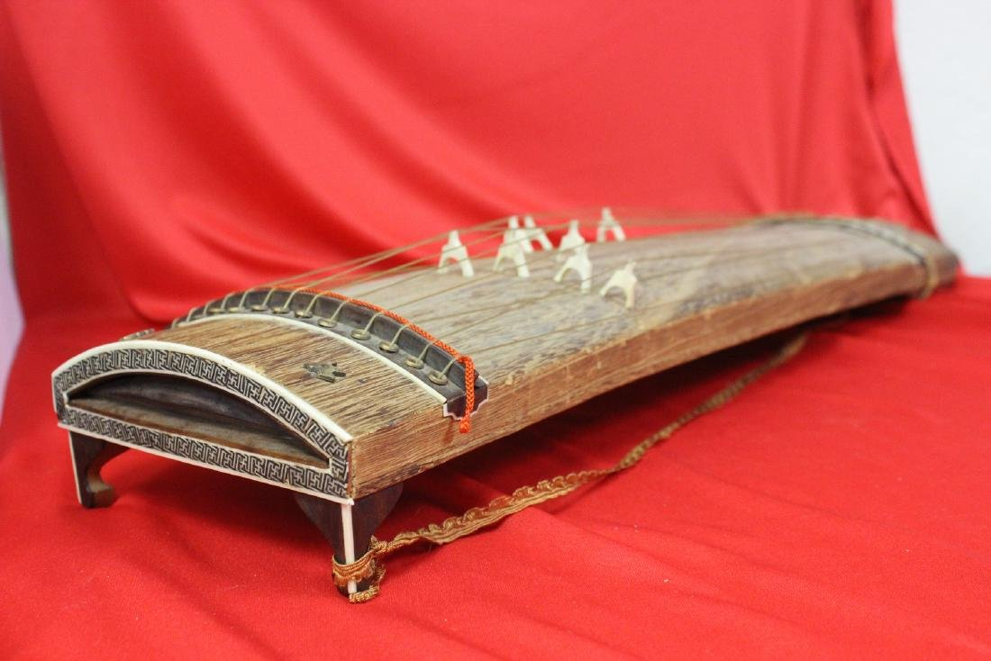 A Japanese Music Instrument - 2