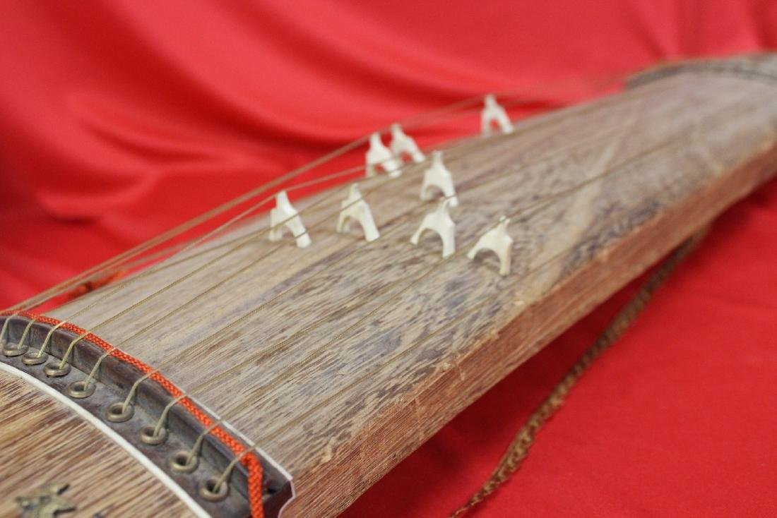 A Japanese Music Instrument - 3