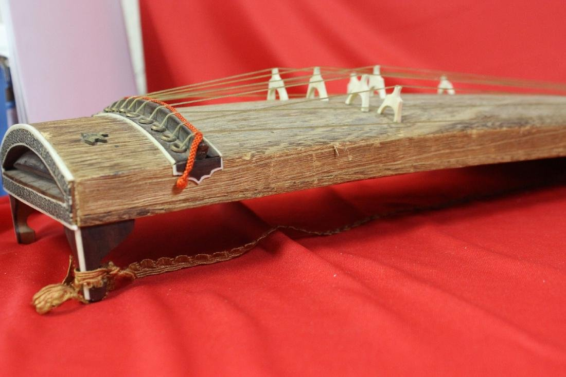 A Japanese Music Instrument - 7
