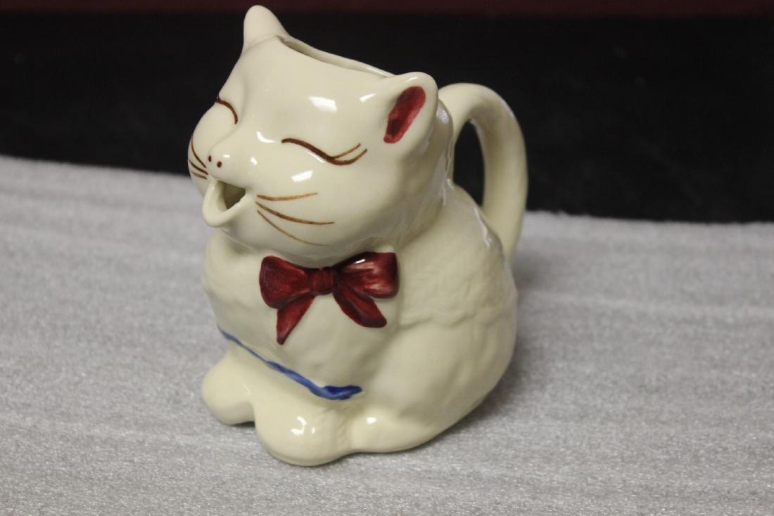 A Shawnee Cat Creamer