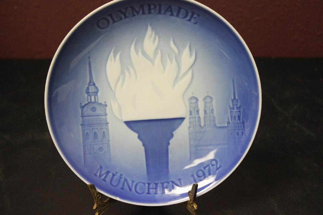 A B&G Denmark Collectors Plate