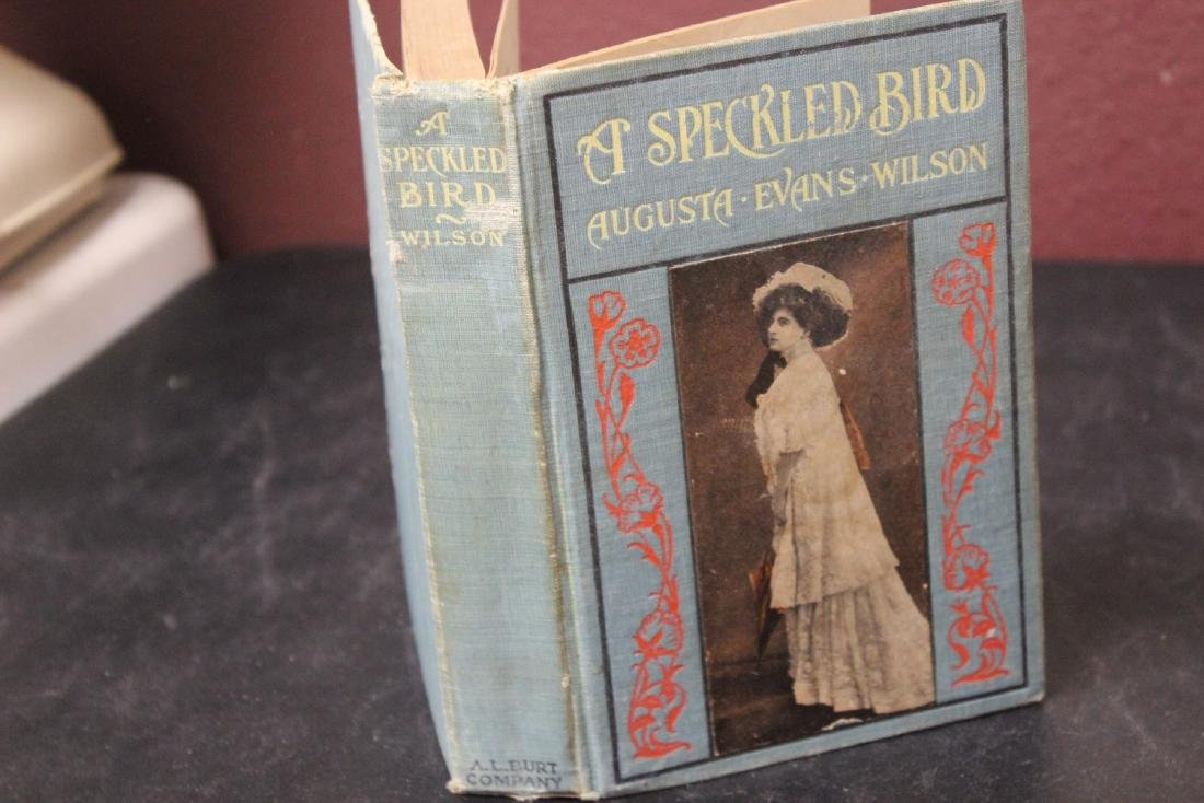 Hardcover Book - A Speckled Bird