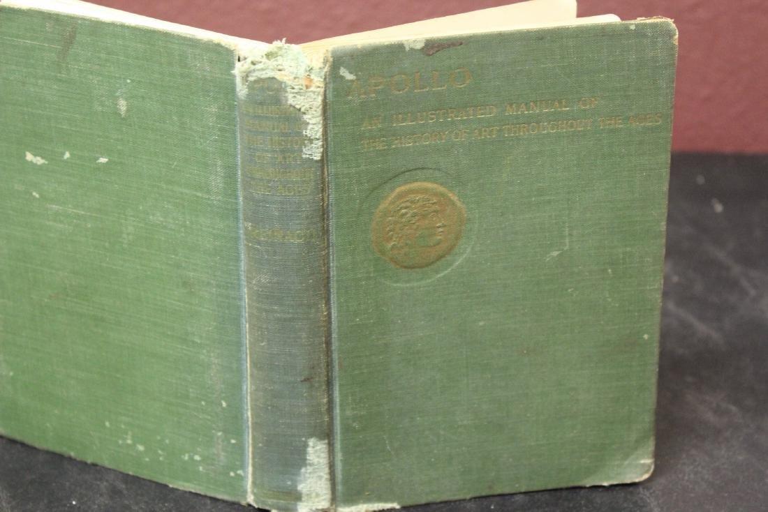 Hardcover Book - Apollo, History