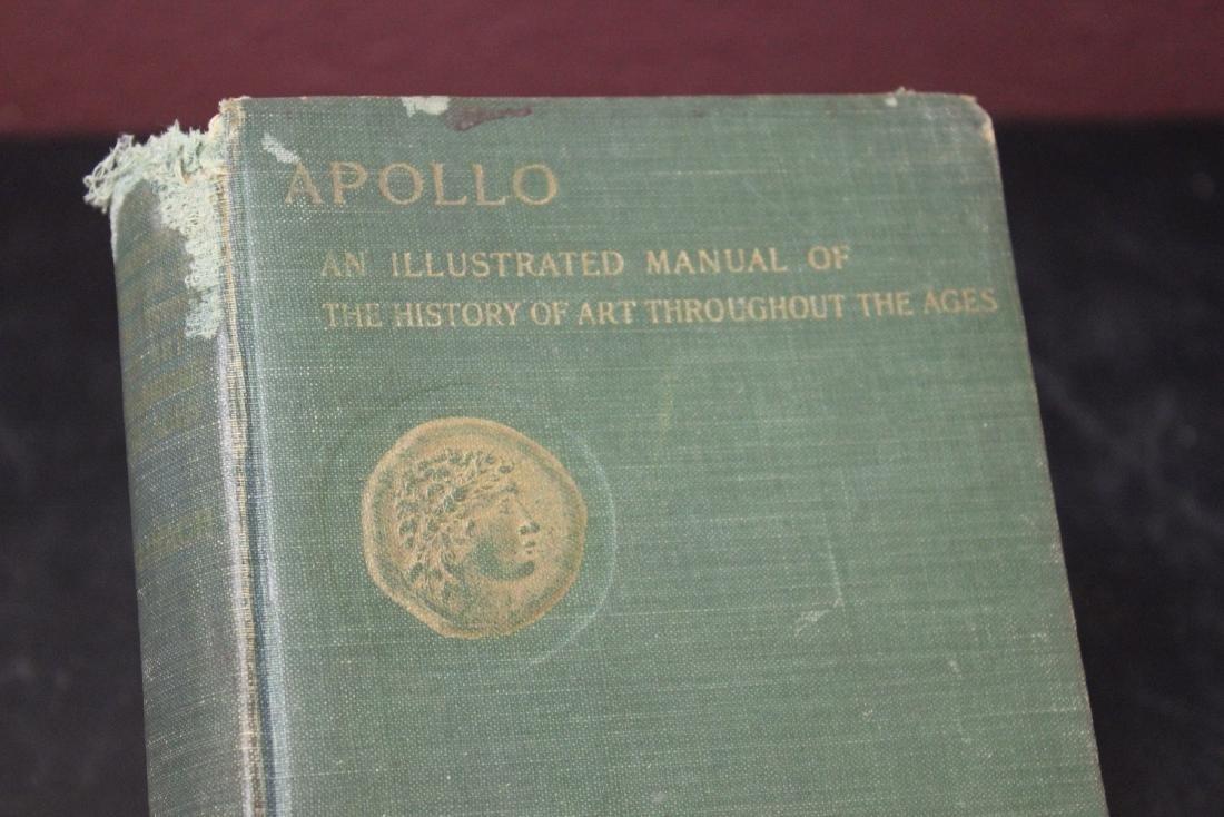 Hardcover Book - Apollo, History - 2