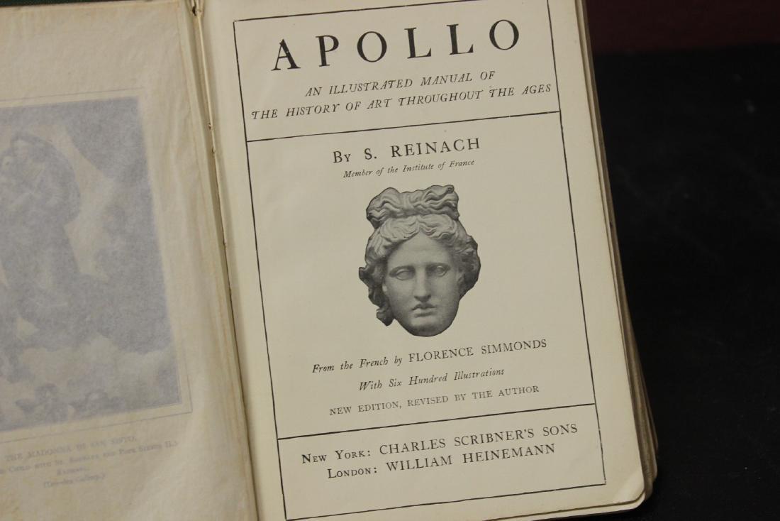 Hardcover Book - Apollo, History - 3