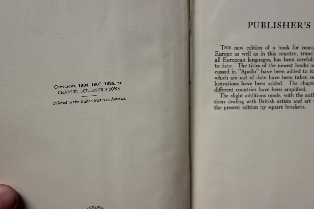 Hardcover Book - Apollo, History - 5