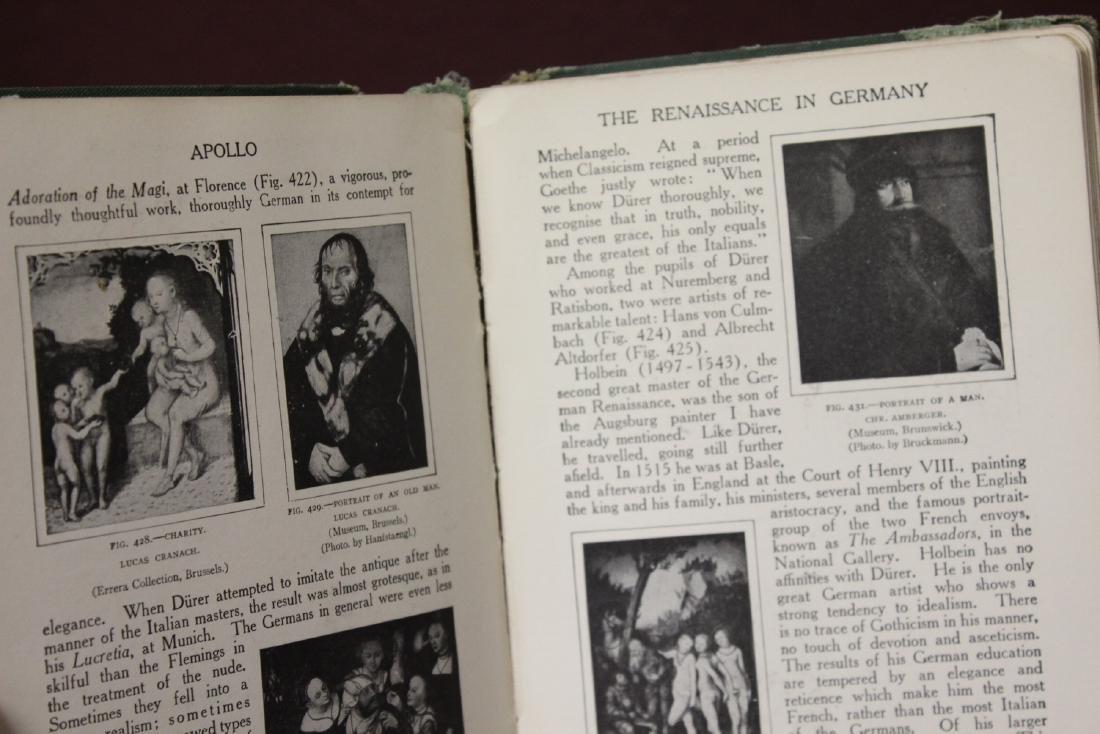 Hardcover Book - Apollo, History - 6