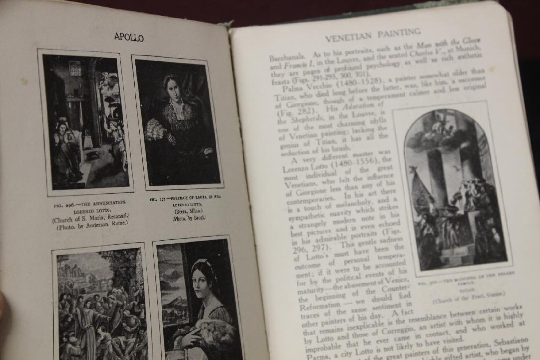 Hardcover Book - Apollo, History - 7