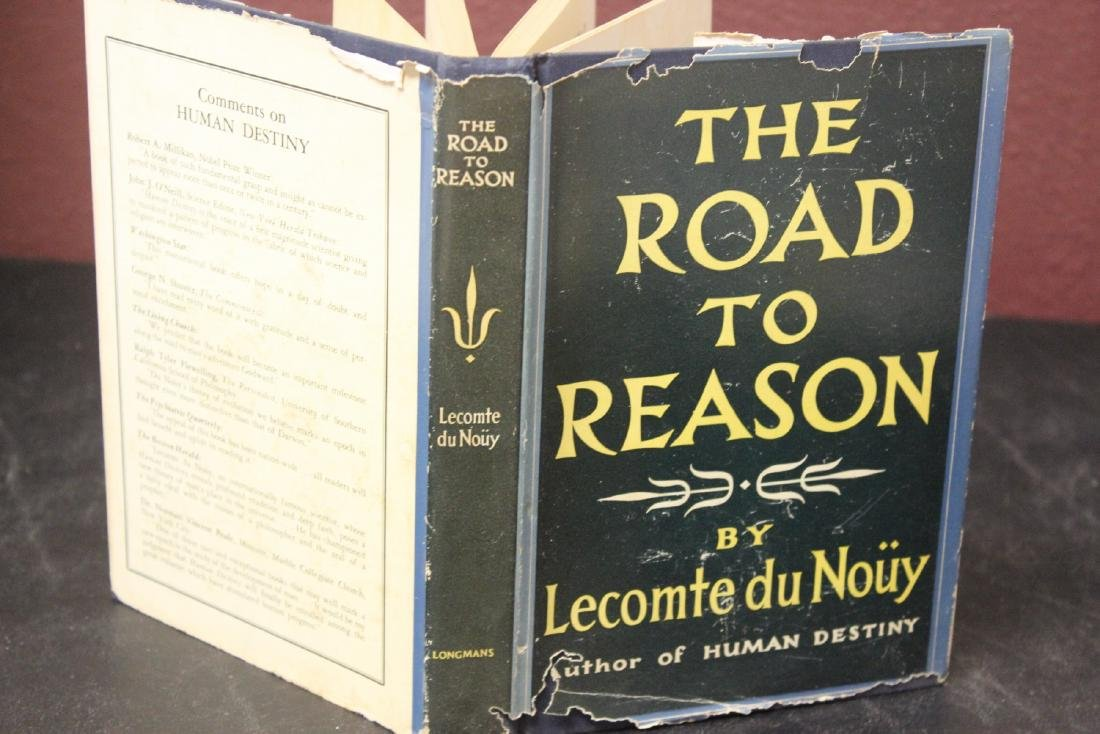 Hardcover Book - The Road to Reason