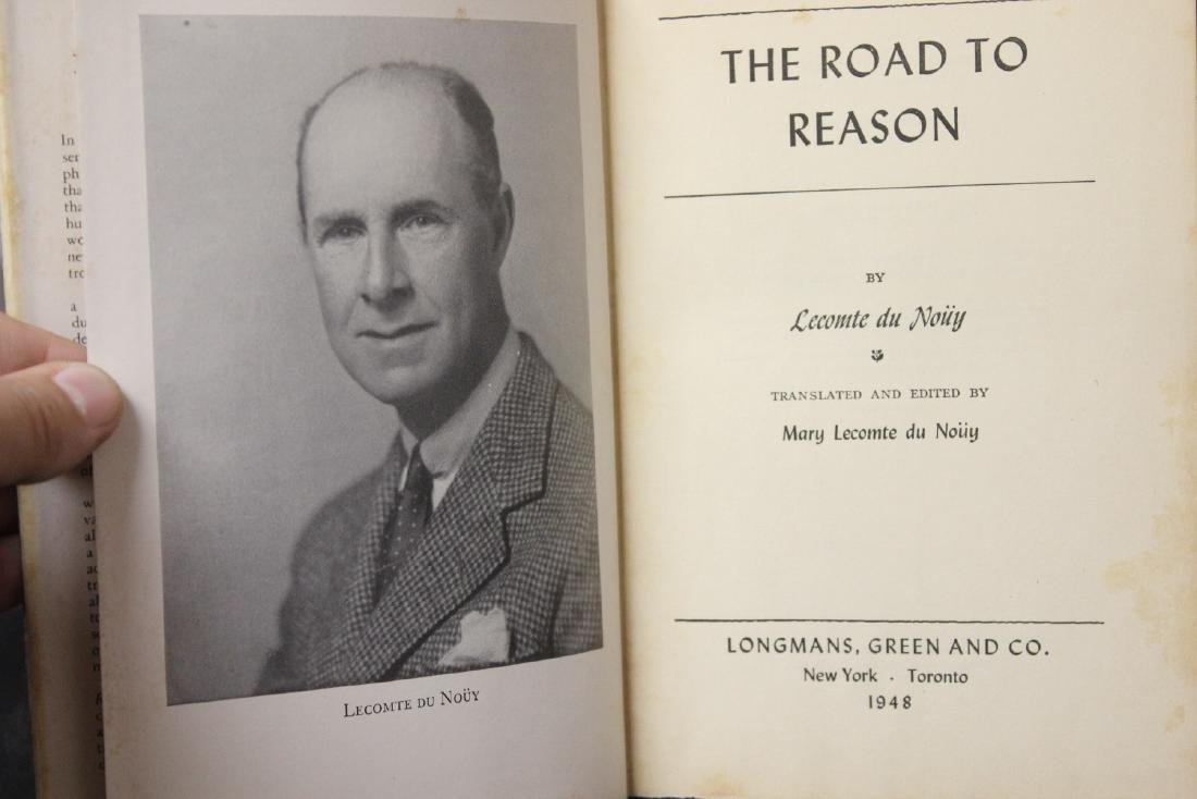 Hardcover Book - The Road to Reason - 2