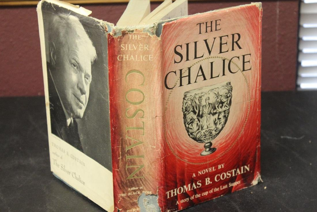 Hardcover Book - The Silver Chalice