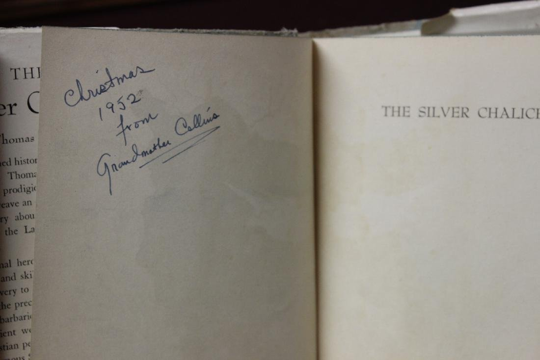 Hardcover Book - The Silver Chalice - 3