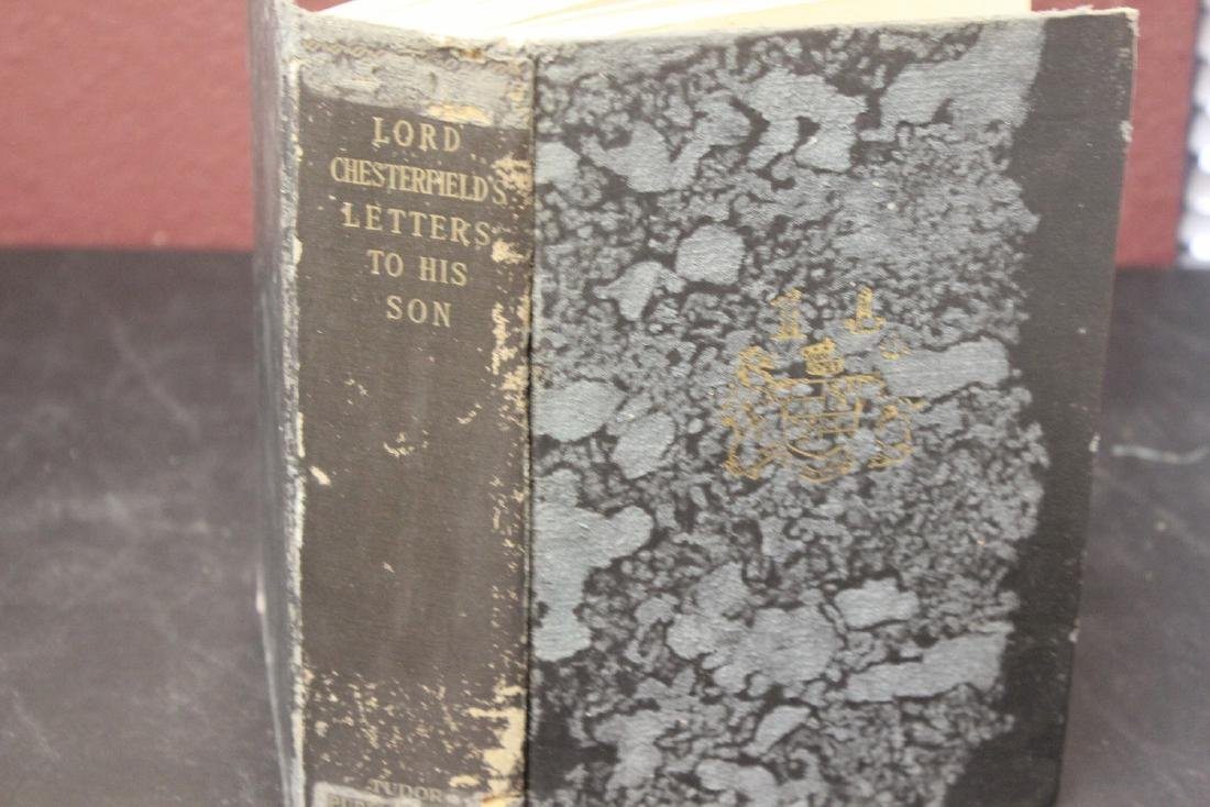 Hardcover Book - Lord Chesterfield's Letters to His Son