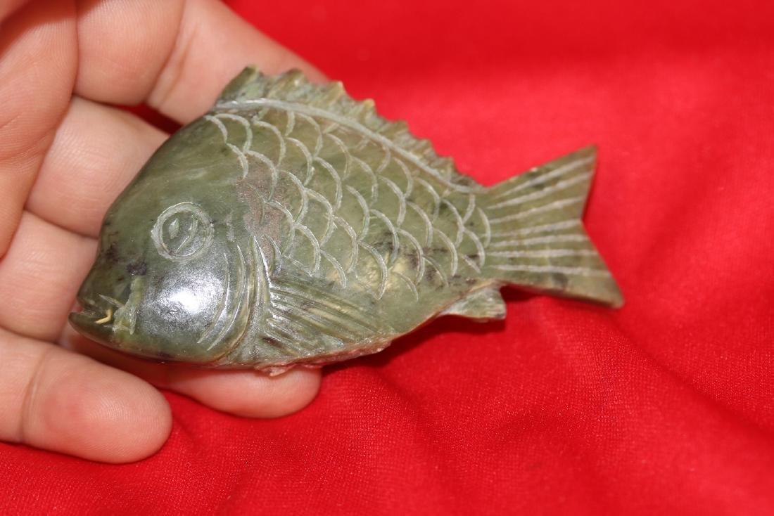 A Jade Fish - 6