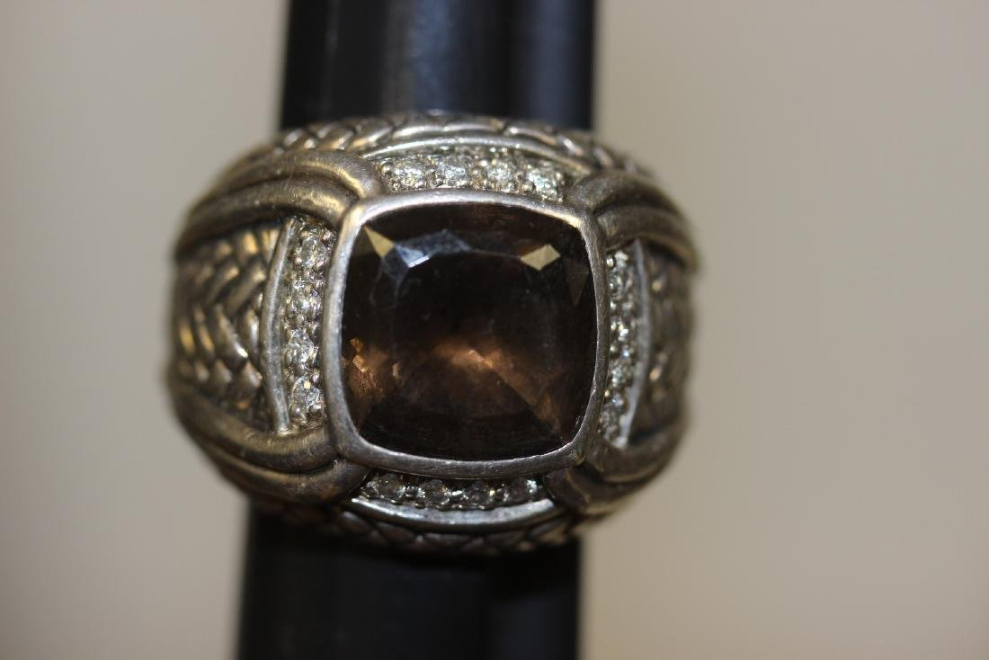 A Scott-Kay Sterling Silver Ring