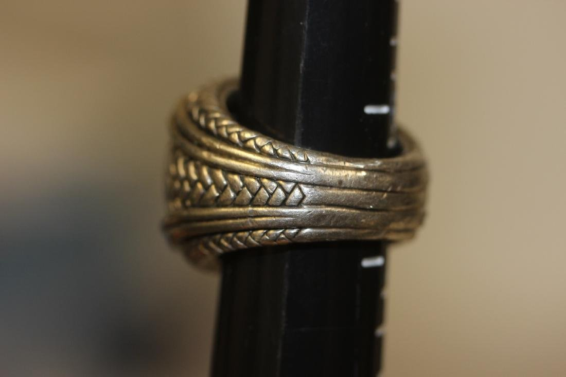 A Scott-Kay Sterling Silver Ring - 4